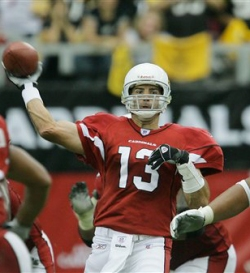 Kurt Warner In Mittens
